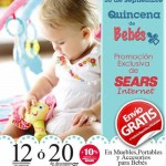 Sears Quincena de bebés