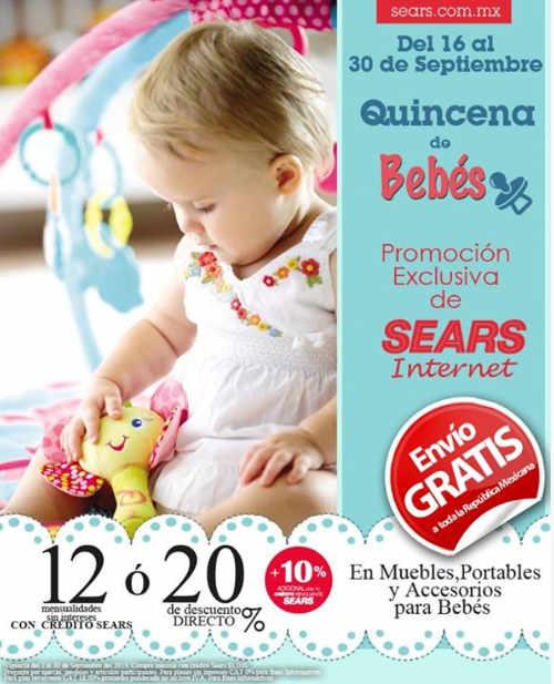 Sears Quincena de bebés