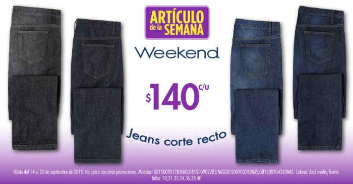 Suburbia Artículo de la Semana Jeans Weekend