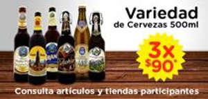 Superama Promociones en Cervezas Comerciales y artesanales