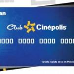 Tarjeta Fan Club Cinépolis Gratis