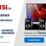 Walmart Envío gratis y 18 MSI en Electrónica