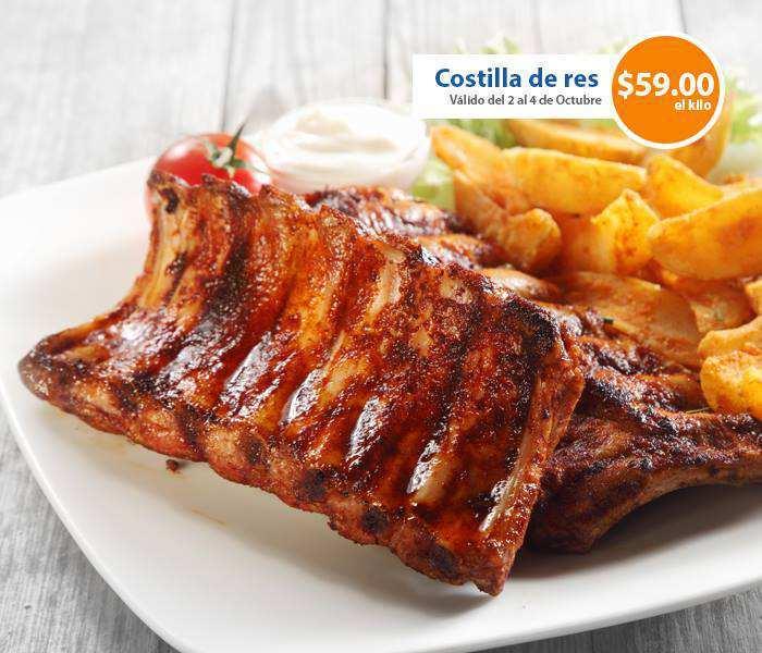 Chedraui: ofertas de fin de semana en carnes del 2 al 4 de octubre