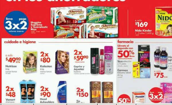 Farmacias Benavides: Ofertas Fin de Semana del 9 al 12 de Octubre