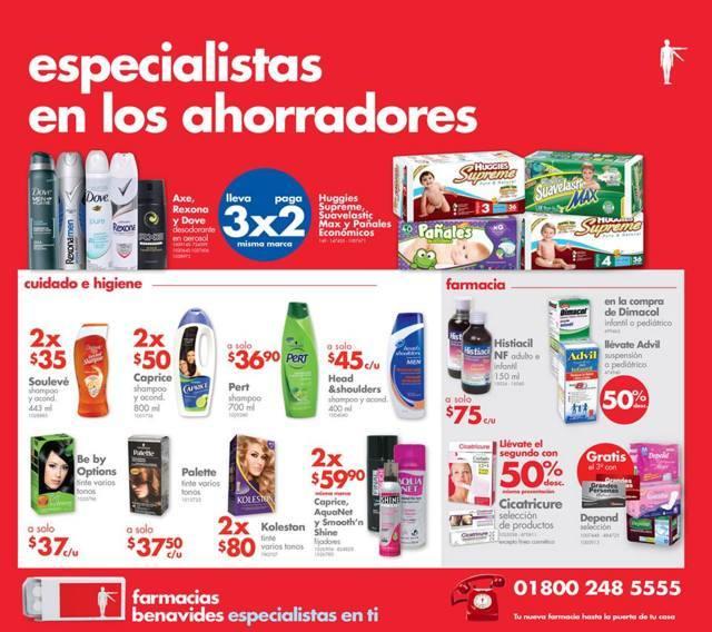 Farmacias Benavides: ofertas de fin de semana al 5 de octubre