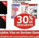 Ofertas de fin de semana en Soriana del 2 al 15 de octubre