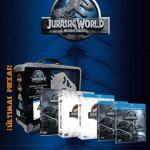 Amazon descuento en películas Jurassic World y Jurassic Park