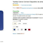 Amazon Disco Duro Toshiba Canvio 1 TB