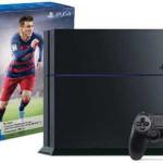 Amazon PS4 Fifa 16 Bundle a $6,119 y meses sin intereses