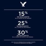 American Eagle Ropa con Hasta 30% de descuento