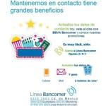 Bancomer: te regala 2 boletos gratis a Cinépolis por actualizar tus datos