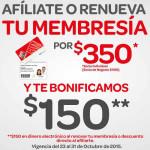 City Club $150 de bonificación en afiliación o renovación de tu membresía