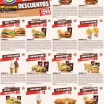 Burger King Cupones de Descuento Octubre 2015
