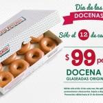 Krispy Kreme día de las docenas de Donas