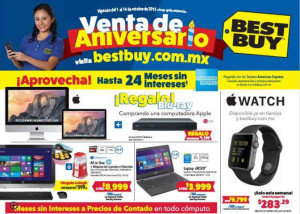 Folleto Venta de Aniversario en Best Buy