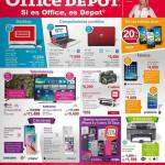 Office Depot catálogo de ofertas octubre 2015