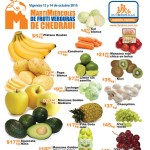Frutas y Verduras Chedraui 2015