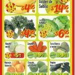 HEB Ofertas de Frutas y Verduras