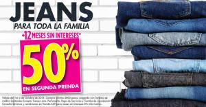 Suburbia 50% de descuento en Jeans