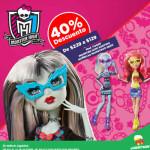 Juguetron Muñecas Monster High Geek a $129