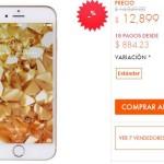 Linio Apple iPhone 6s y 6s plus 16GB