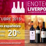 Liverpool Vinos españoles