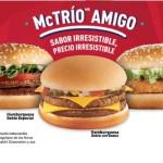 McDonalds McTrío amigo $49