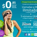 Movistar Prepago simple