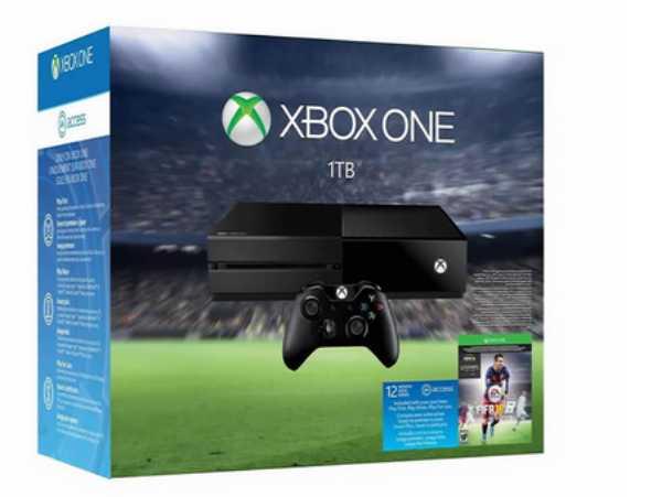 Liverpool Consola Xbox One 1 TB + FIFA 16 a $6,842