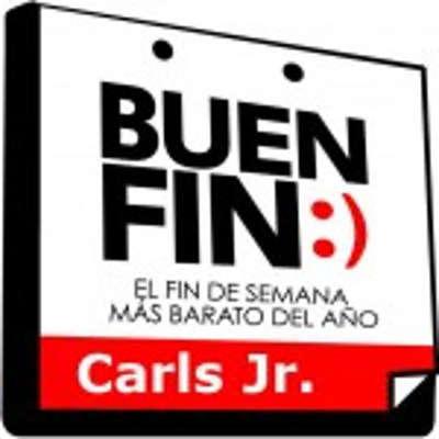 Ofertas El Buen Fin 2015 en Carls Jr
