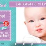 Sears descuento y msi en bebés y maternidad