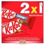 Oxxo 2x1 en chocolates KitKat