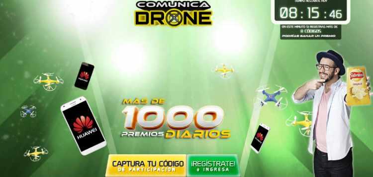Promocion Sabritas y Gamesa