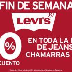 Suburbia de descuento en Levi's y más ofertas