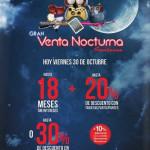 Venta Nocturna Sanborns 2015