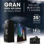 Venta Nocturna Sony Store