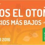 Vivaaerobus Ofertas de viajes de otoño 2015