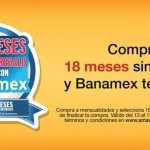 Amazon Meses Sin Intereses y Bonificación con Banamex