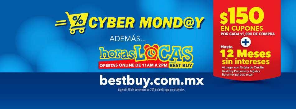 Ofertas Best Buy Cyber Monday