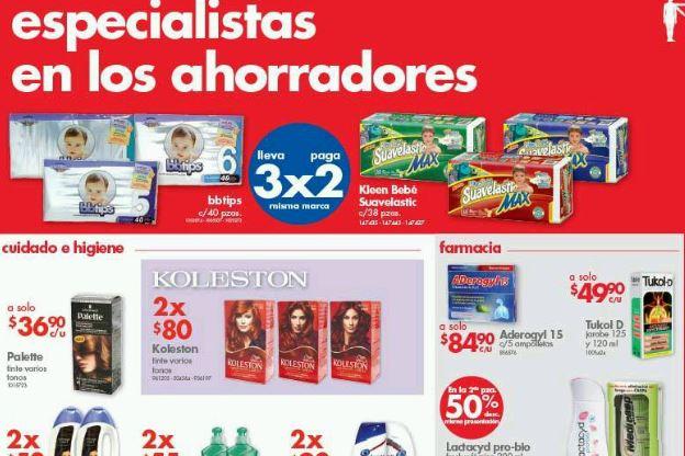 Farmacias Benavides Ofertas del Buen Fin de Semana