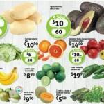 Soriana frutas y verduras