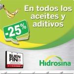 Promociones del Buen Fin 2015 en Hidrosina