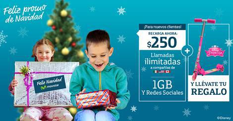 Movistar prepago simple regalos