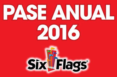 Promoción Six Flags del Buen Fin 2015