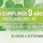 Aniversario Vivaaerobus ofertas de Vuelos
