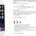 Amazon Buen Fin 2015 iPhone 6 en $7,999