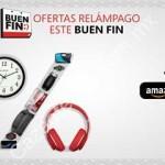 Amazon ofertas Relámpago del Buen Fin 2015