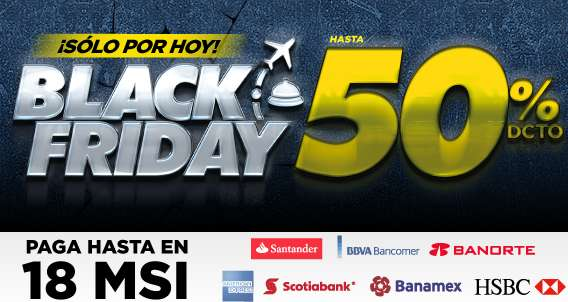 Black Friday Despegar.com