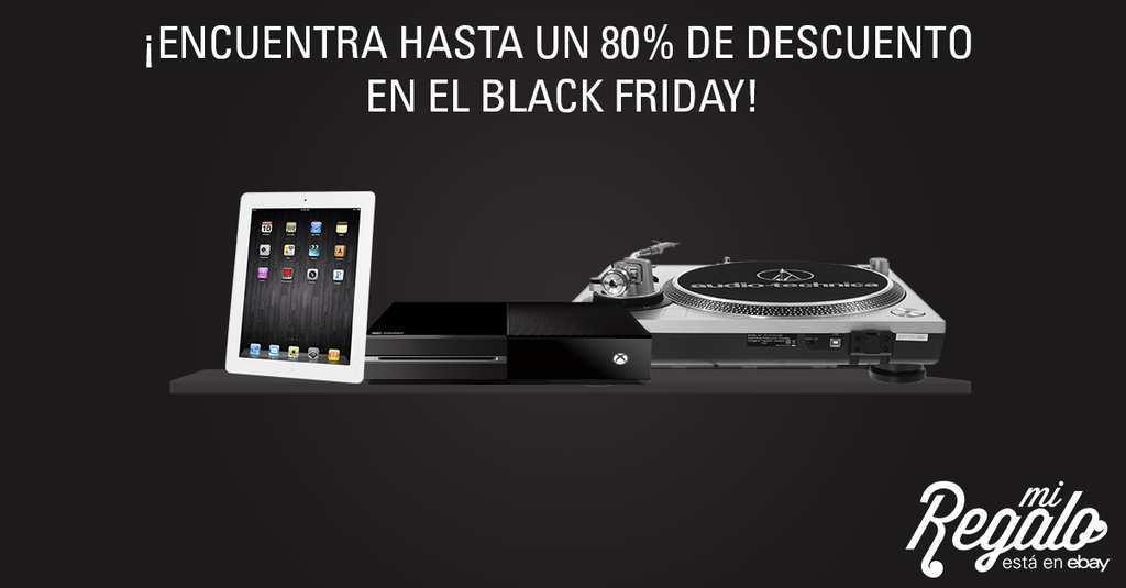 Black Friday en eBay