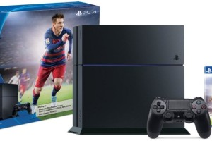 Buen Fin 2015 Amazon México PS4 de 500GB + FIFA 16 Bundle